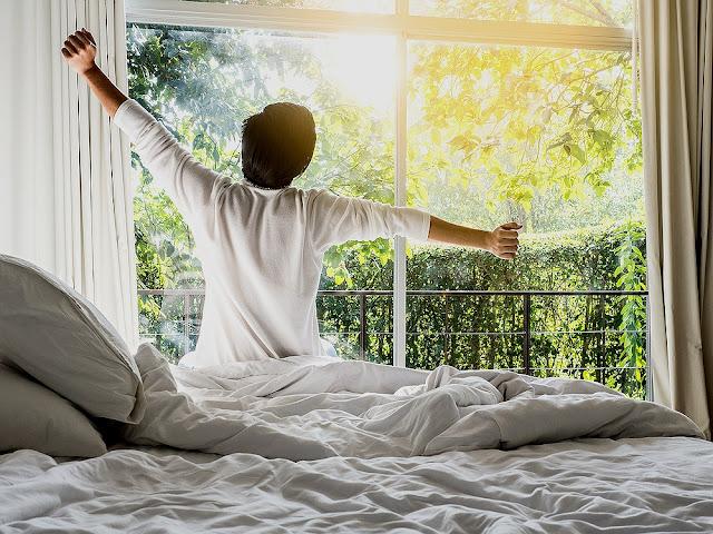 Γιατί θα κοιμάσαι καλύτερα αν έχεις σκοπό στη ζωή σου