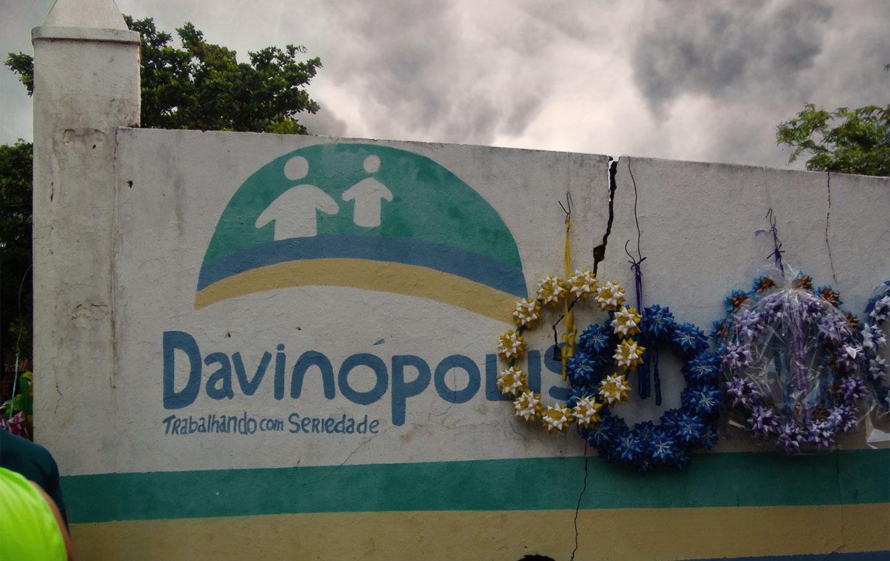 Cemitério Municipal de Davinópolis Jardim das Rosas