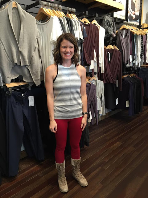 lululemon find your zen tank,