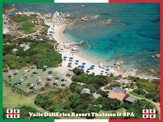 Recommended hotels in Sardinia, Italy