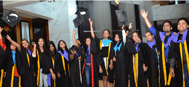 INIFD (Inter National Institute of Fashion Design ) – Hyd Annual Graduation Cermomony held