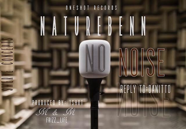 MUSIC: Natureb3n  _No Noise ( Dizz to Jay Danitto)