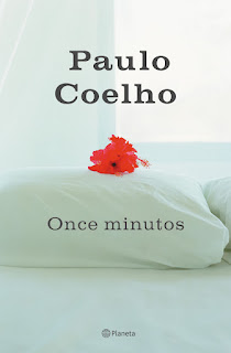 Once Minutos, de Paulo Coelho