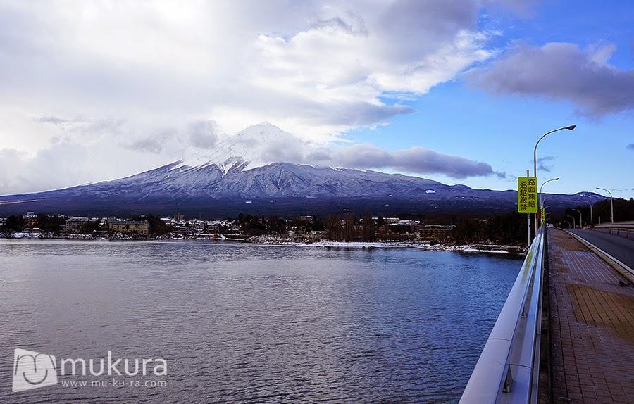 ภูเขาไฟฟูจิทะเลสาบ Kawaguchiko