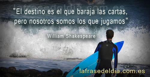 Frases famosas William Shakespeare