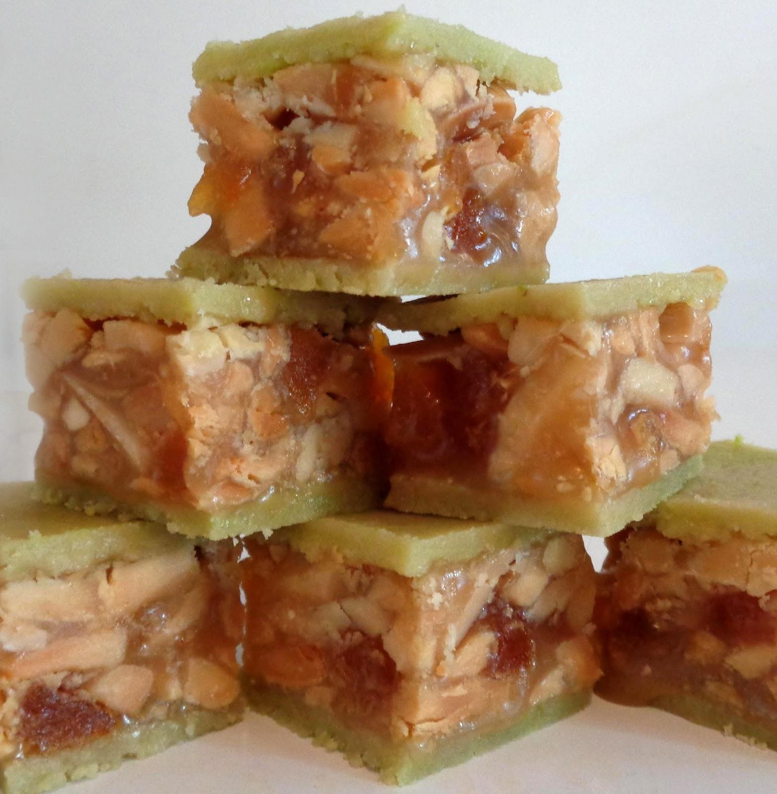 Nougatine au miel amandes et abricots blogs de cuisine for Blog de cuisine