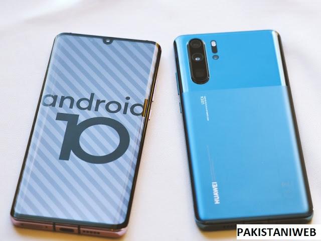 Pakistani Web: Huawei