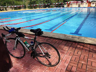 Ironman Philippines training
