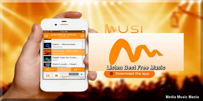 Musi Download Music App For android | Iphone Music