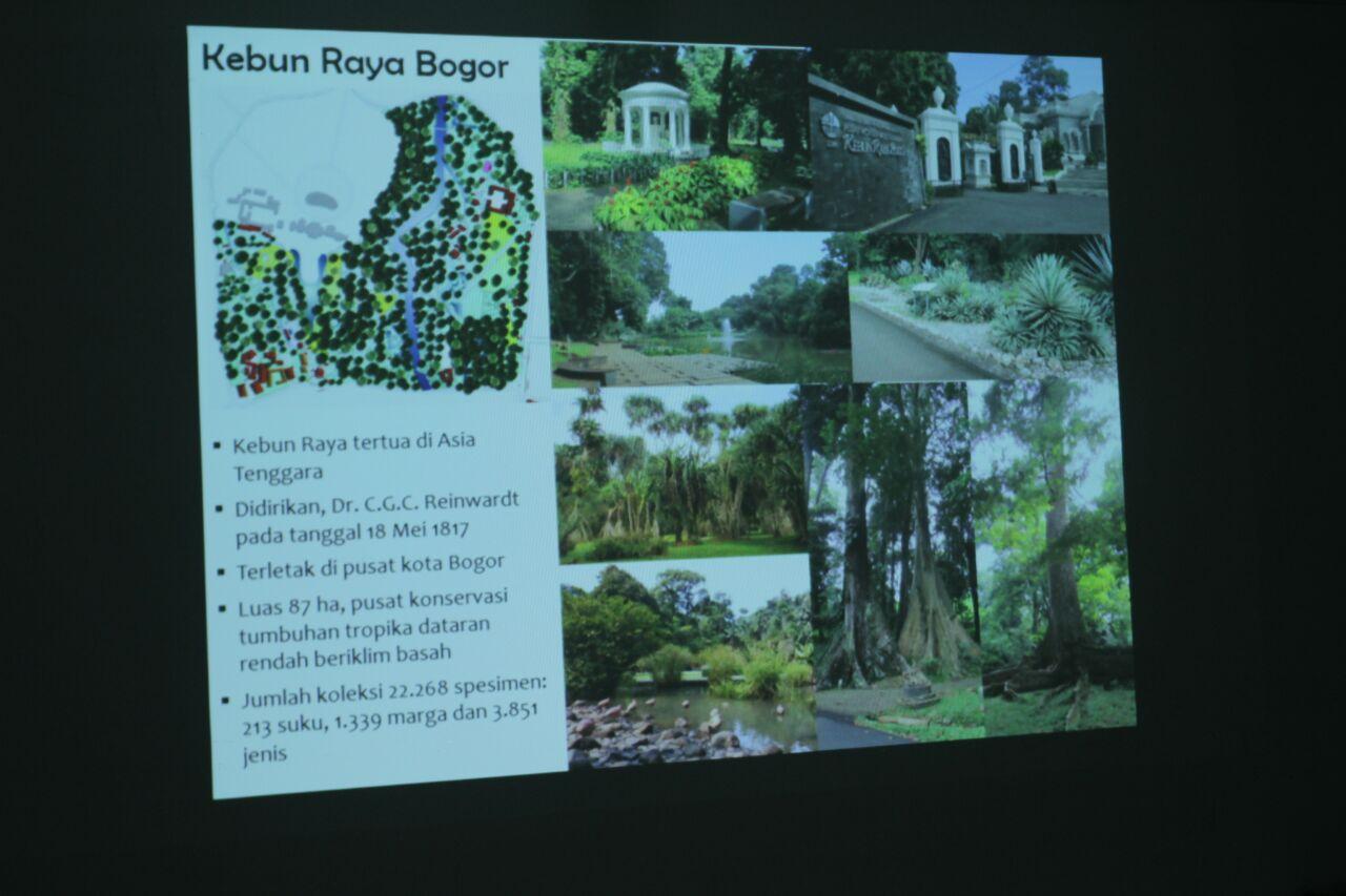2019 Danau Ulak Lia Akan Dikembangkan Dengan Kebun Raya Infosekayu Com