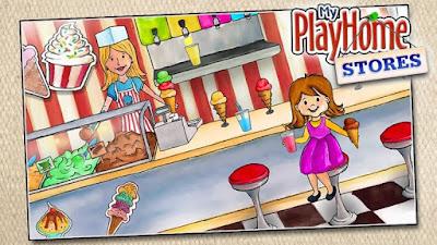 تحميل لعبة ماي بلاي هوم My PlayHome كل الاجزاء ماي بلاي هوم البيت , السوق