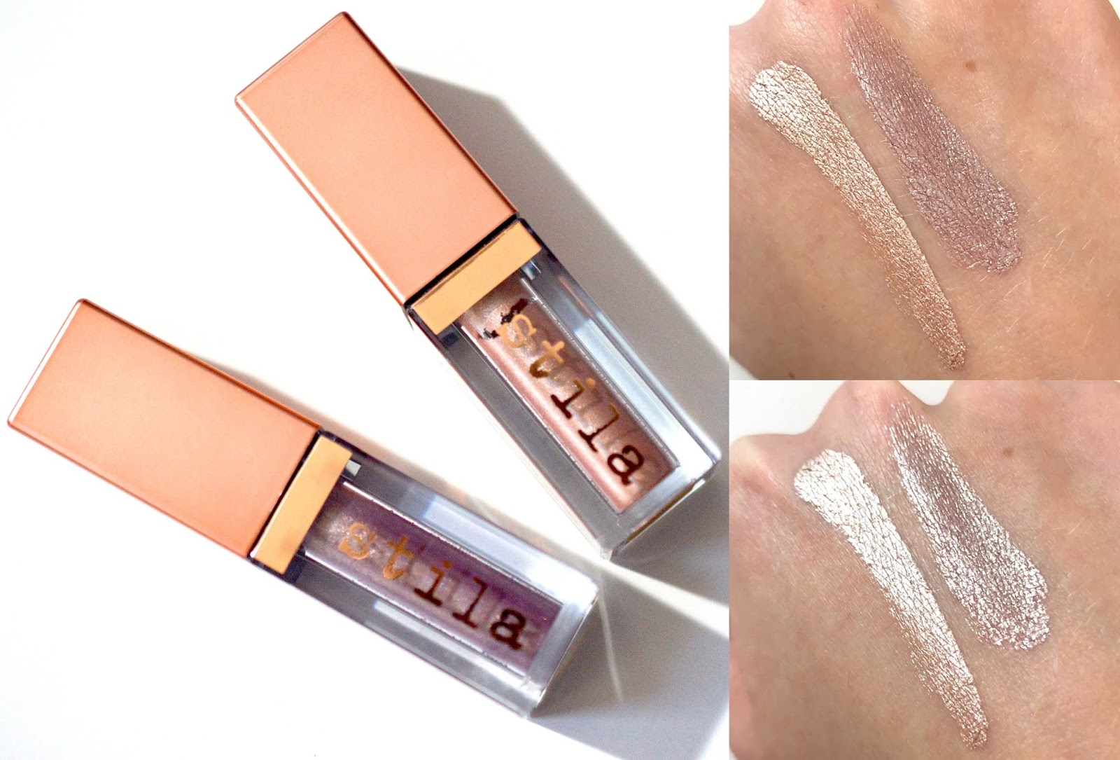 Stila Shimmer & Glow Liquid Eye Shadow Kitten