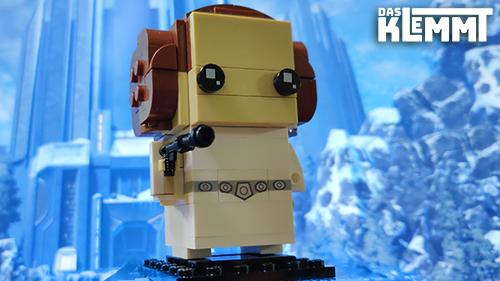 Princess Leia Organa - LEGO® 41628 - www.dasklemmt.de