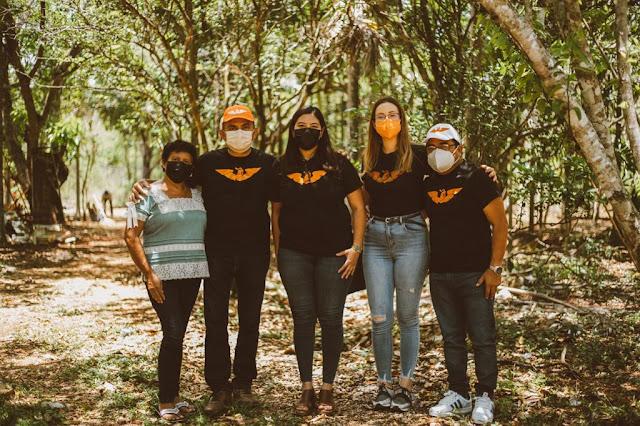 Movimiento Ciudadano Yucatán se adhiere a la agenda #12xDLMx