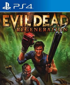 Evil Dead Regeneration PS2 FOR PS4