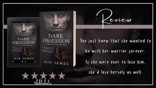 Dark Obsession by Aja James