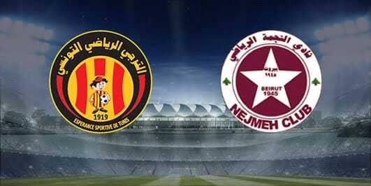 مشاهدة مباراة الترجي والنجمة بث مباشر بتاريخ 02-10-2019 البطولة العربية للأندية