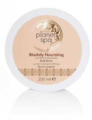 Planet Spa Blissfully Nourishing Body butter
