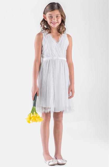 vestidos de primera comunion con fajin