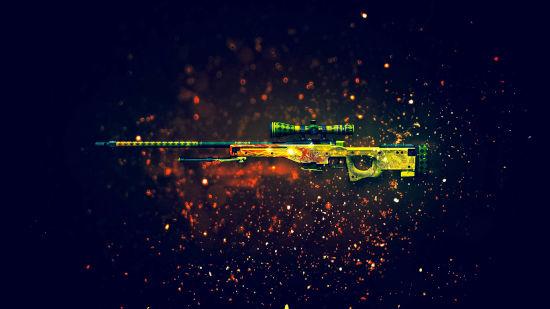 Counter Strike Global Offensive - Fusil Sniper - Ultra HD 4K 2160p
