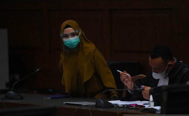 Jaksa Pinangki Terbukti Lakukan Pencucian Uang Senilai Rp5,253 Miliar