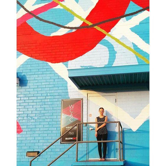 Peaches and Dreams: Atlanta Wall Crawl