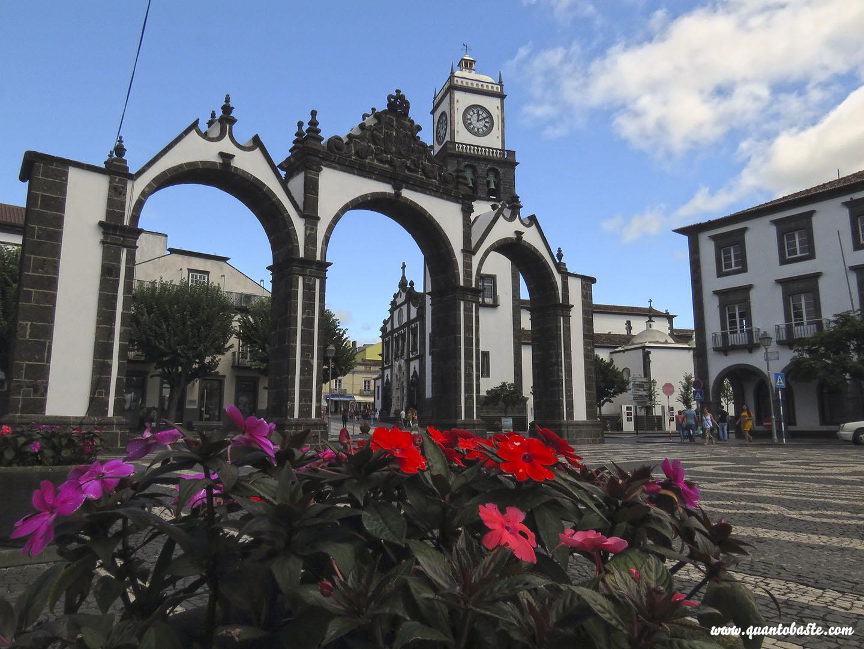 Portas da Cidade - Ponta Delgada - São Miguel - Açores
