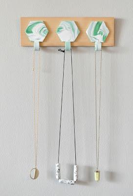 marble clay hooks, diy home decor, diy projects, do it yourself projects, diy, diy crafts, diy craft ideas, diy home, diy decor