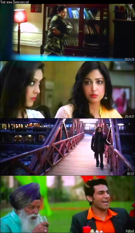 Junooniyat 2016 Hindi DVDScr
