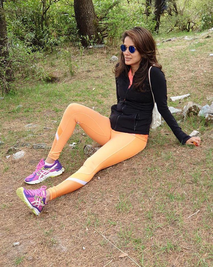 Yoga teacher vidya malavade
