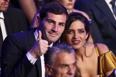 Horóscopo de los Famosos: Iker Casillas y Sara Carbonero