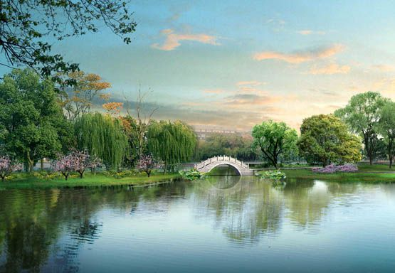 Beautiful Chinese Landscape Wallpapers 100knot