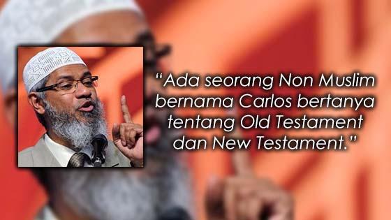 Apa yang Menarik DI Ceramah Dr Zakir Naik di Imtiaz Besut