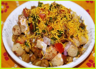 Ghungni Chaat Recipe