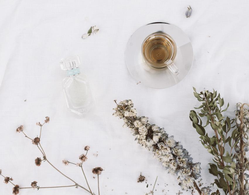 The New Tiffany Fragrance x Honey & Silk