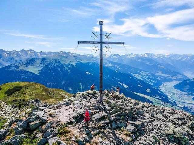 Trail Hamberg Zillertal Tirol