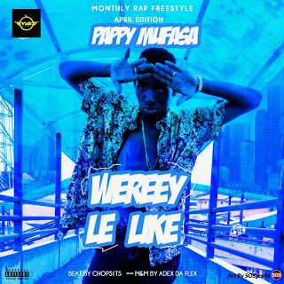 MUSIC : Pappy Mufasa - Wereey Le Like