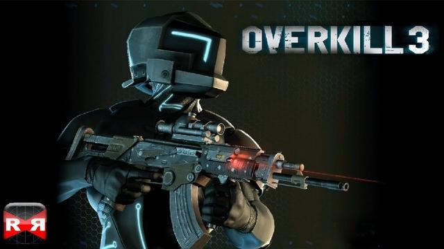 overkill 3 hile apk