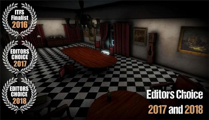 تحميل لعبة sinister edge افضل لعبة رعب سنة 2017 و 2018 من اختيار المطورين