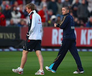 Australia tour of England 2-Match T20I Series 2009
