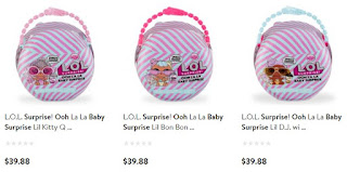 Ooh La La Baby Surprise price