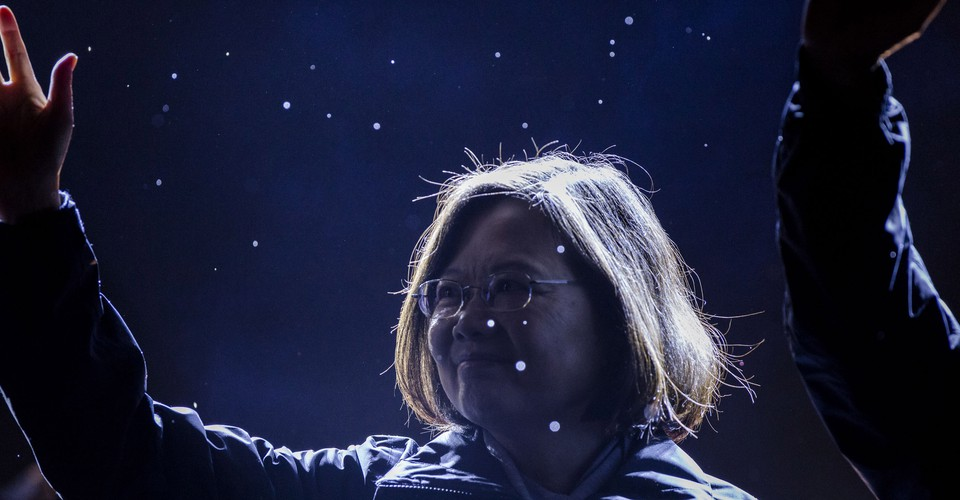 Taiwan Sees 'Light at the End of the Tunnel'
