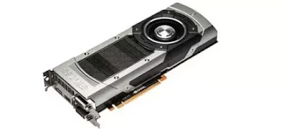 Nvidia geforce GTX 780 graphics card