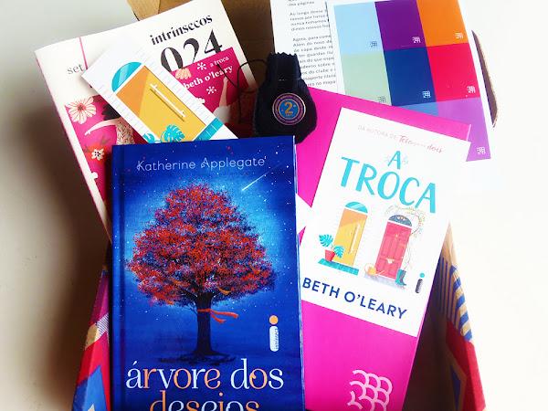 Intrínsecos, o clube de assinatura de livros da Editora Intrínseca #024