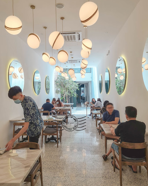 Instagrammable Restaurant Serving Modern Nyonya Cuisine - Rempah 百分料理 @ Lebuh Pantai, Penang
