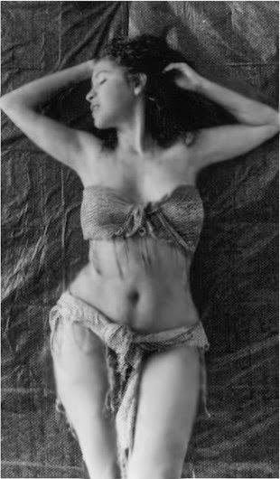 imágenes del vientre femenino