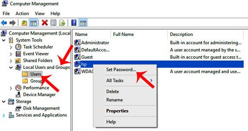computer me password lagane ka tarika