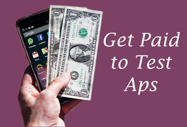 easy way to earn money testing apps