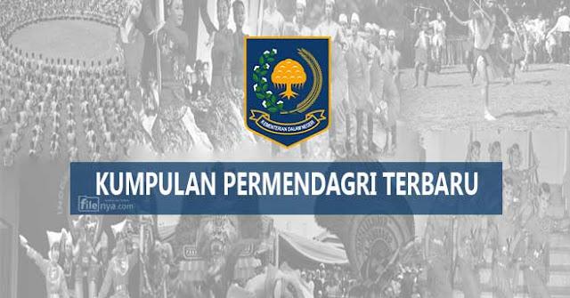 Download Kumpulan PERMENDAGRI Tahun 2018