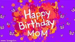 happy birthday mom images